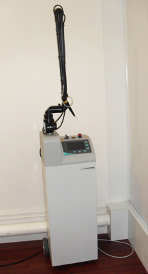 Laser CO2 micro-fractionné Mixto